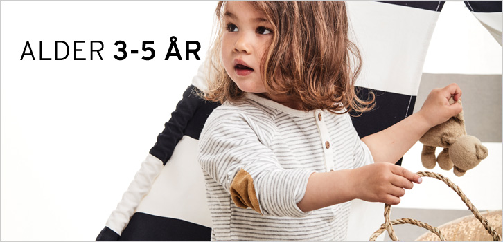 presangstips for barn på 3-5 år