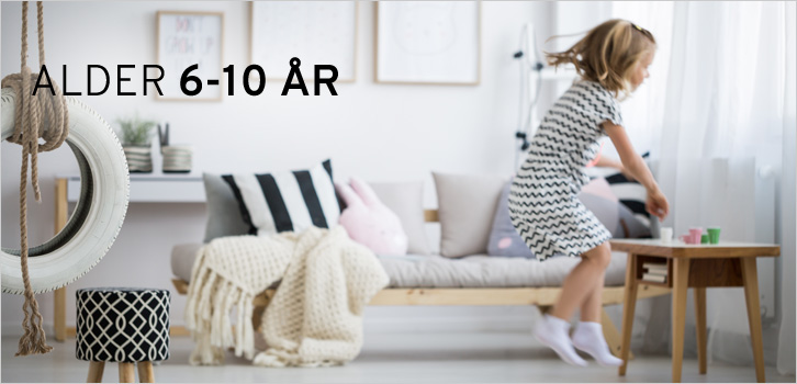 Presangtips for barn i alderen 6-10 år