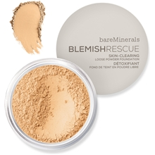 Blemish Rescue Loose Powder Foundation 8 gram Light