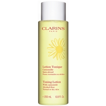 Toning Lotion Dry to Normal Skin 200 ml