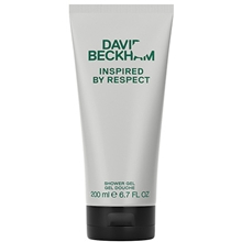 Inspired by Respect – Shower Gel 200 ml