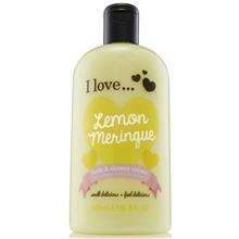 Lemon Meringue Bath & Shower Crème 500 ml