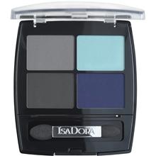 IsaDora Eye Shadow Palette 56 Smoky Eyes