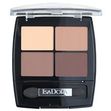 IsaDora Eye Shadow Quartet 5 gram No. 044