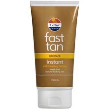 Fast Tan Bronze Instant Self Tanning Lotion 150 ml
