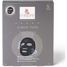 Miqura Bubbelmask 1 st/paket