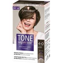Tone Supreme – Discreet Grey Toning 1 set 4.0 Medium Brown