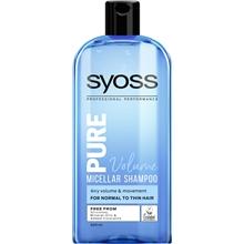 Syoss Pure Volume Shampoo 500 ml