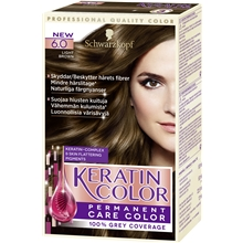 Schwarzkopf Keratin Color 1 set 6.0 Light Brown