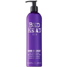 Bed Head Dumb Blonde – Purple Toning Shampoo 400 ml