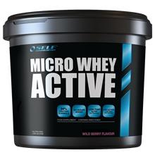 Micro Whey Active 1 kg Skogsbär-blåbär