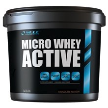 Micro Whey Active 4 kg Choklad