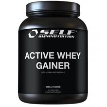 New Active Whey Gainer 2 kg Vanilj