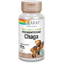 Fermenterad Chaga 60 kapslar
