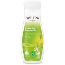 Citrus hydrating bodylotion