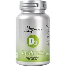 MerVital D3-vitamin  180 tabletter