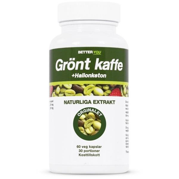 Grønn kaffebønner vurdering Greenbean kaffe