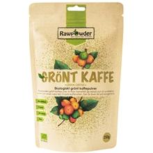 Inneholder grønn kaffeekstrakt koffein Fungerer grønn kaffe