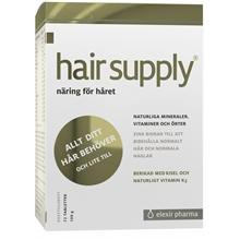 Hair Supply 72t 72 tabletter