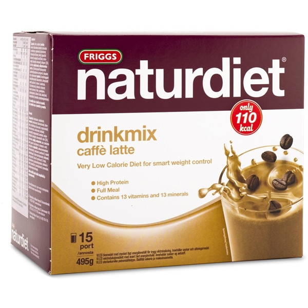 friggs naturdiet drinkmix