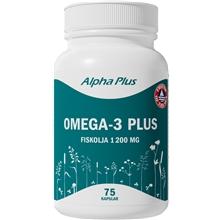 Omega 3 & 6 Plus 200 ml