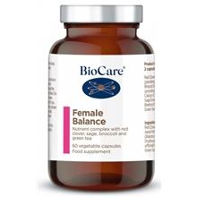 BioCare Female Balance 60 kapslar