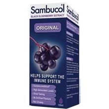 Sambucol original liquid 120 ml