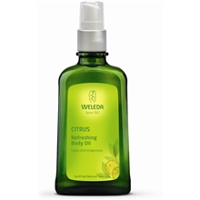 Citrus Refreshing Body Oil