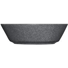 Teema Skål/djup tallrik Melerad grå 15 cm Melerad grå