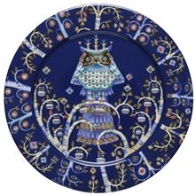 Taika tallrik 27 cm Blå