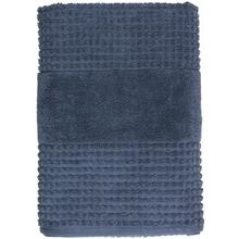 Badlakan Check 70x140 cm 70X140 cm Mörkblå