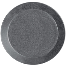 Teema Tallrik Melerad grå 21 cm Melerad grå