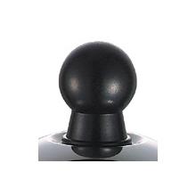 C3 Design perkolator knopp 2-pk Sort
