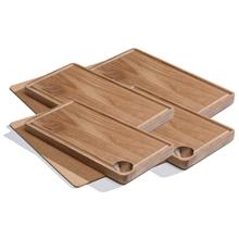Plankstek inkl underlägg 4-pack 4 st/paket