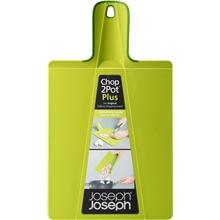 Skjærebrett Chop 2Pot Plus Grønn