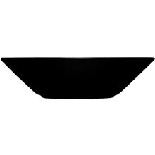 Teema Skål/djup tallrik 21 cm Svart