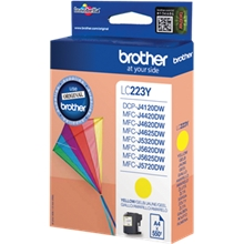 Brother LC223Y Yellow - LC223Y