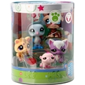 Littlest Pet Shop 5-Pk Of Pets