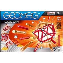Geomag Kids Color 64 deler