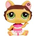 Littlest Pet Shop Dancing Pets - Katt 2718