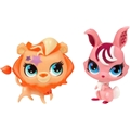Littlest Pet Shop Talented Pets - Kanin & Løve