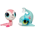 Littlest Pet Shop Talented Pets - Delfin & Sel