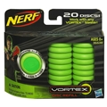 Nerf Vortex Disc Refill 20 Pcs