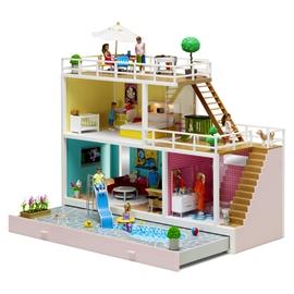 lundby stockholm dukkeskap lundby stockholm lundby shopping4net. Black Bedroom Furniture Sets. Home Design Ideas