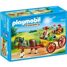 6932 Playmobil Hästvagn