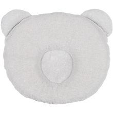 Candide Panda Babypude Lysegrå