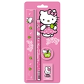 Hello Kitty Apple Skrivesett
