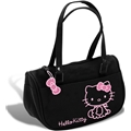 Hello Kitty Glitter Bow Håndveske