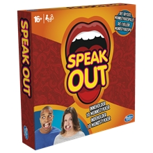 Speak Out NO/DK
