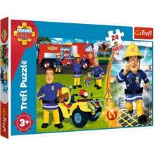Trefl Pussel 24 Bitar Maxi Fireman Sam